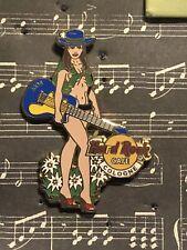 Hard Rock Cafe - Cologne Naked Bunny Girl Pin