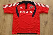 Munster Ireland Rugby Shirt Jersey Trikot Maglia Mailot Camiseta Adidas L