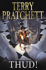 Thud! (Discworld Novels), Pratchett, Sir Terry Hardback Book