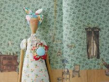 Tilda Doll Fabric Genuine TILDA BODY SKIN COLOUR MATERIAL for Rag dolls & Toys