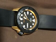 AWC SKX ULTIMATE GOLD NH36 movement