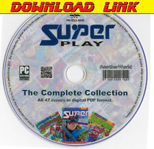 SUPER PLAY Magazine Collection PDF DOWNLOAD Every Issue! SNES Nintendo Games