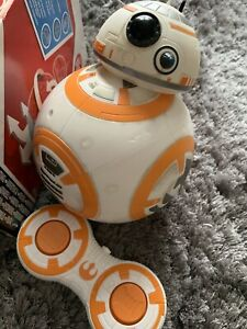 Hasbro BB-8 Star Wars Hyperdrive Remote Control Toy. Working.