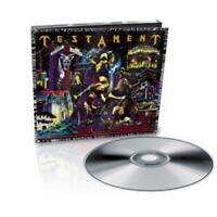Testament - Live at the Fillmore - New Ltd Digipak CD - Pre Order - 26th January