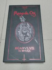 FIRMADO - MAGO DE OZ Diabulus in Opera (2CD +2 DVD+Libro) spanish metal- SIGNED