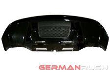 German Rush V10 Style Unpainted Fiberglass Rear Diffuser Audi R8 2010 - 2012