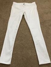 GEORGE White skinny jeggings jeans - Size 14-16 Medium