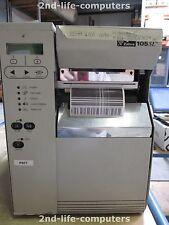 Zebra 105SL Thermal Label Printer 105BT-200E-0070 Parallel Network 3367569 INCH