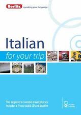 Berlitz Italian For Your Trip (Italian Edition), Berlitz Publishing