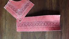 Carton modele ANCIEN POUR FABRICATION DENTELLE LE PUY  @lace