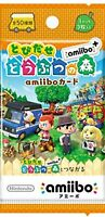 Animal Crossing  amiibo+(Plus) amiibo card x 5packs set w/Tracking# Japan New
