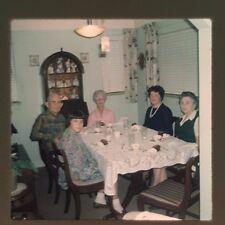 Vintage Family Dining Room 35 mm slides Lot 3 1969 1960s