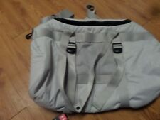 Under Armour UA Duffle Bag Motivator Gray Storm Water Resistant NEW-$59.99