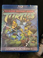 Teenage Mutant Ninja Turtles 2003 the complete series blu ray!