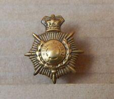 19th Century Victorian Army Service Corps Collar Badge Genuine