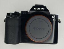 Sony Alpha A7 24.3MP Digital Camera - Black (Body Only) Low Shutter 17.6k