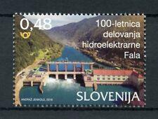 Slovenia 2018 MNH Fala Hydropower Plant 1v Set Architecture Tourism Stamps