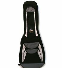086-8020-002 Tribal Planet GsX2DA Dreadnought Guitar Black/Grey Gig Bag Case