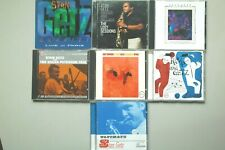 7xcd Stan Getz Lost Sessions Barron/Paris 95/Jazz Samba Byrd/Peterson/Apasionado
