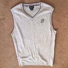 GUESS Franklin Sweater Vest Size L