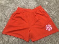 Eric Emanuel Shorts Size XXL . Orange with Pink Lettering! Sold Out Quick!!