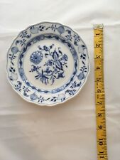 Meissen 3 bowls and 3 plates, 6 Pieces In Lot