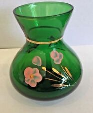 Vase Flower Vintage Original Art Glass