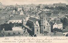 Ak, Ansichtskarte, Zeitz, Panorama, 1904, G1902