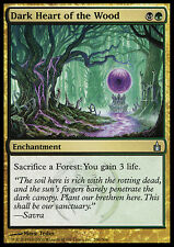 MTG 2x DARK HEART OF THE WOOD CUORE TENEBROSO DEL BOSCO