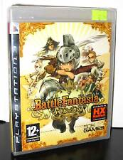 BATTLE FANTASIA GIOCO NUOVO PLAYSTATION SONY PS3 IN EDIZIONE ITALIANA PAL PG775