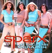 SPARX LO DICE MI CORAZON NEW CD