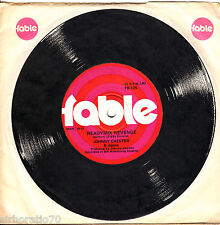 JOHNNY CHESTER Readymix Revenge OZ 45 1972 Jigsaw Fable