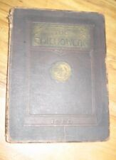 1920 Maryville College Yearbook  Vol. 14 THE CHILHOWEAN- Maryville,Tennessee