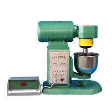 Electric Cement Paste Mixer Mortar Cement Concrete Paste Mixer Withcontroller 380v