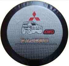 For Mitsubishi Pajero world map Spare Wheel Tire Cover Fit NEW Size 30-31""