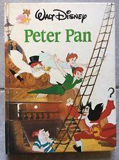 Livre PETER PAN France Loisirs WALT DISNEY 1984 *