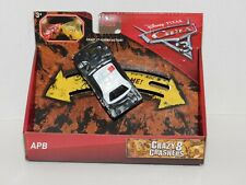 Disney Cars 3 Crazy 8 Crashers APB Police Car