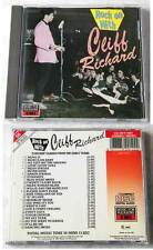 CLIFF RICHARD Rock On With Cliff / 25 Original Hits .. 1987 EMI CD TOP