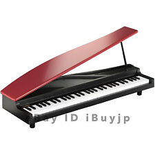 Korg MicroPiano Red 61 Key Compact Electric Digital Piano