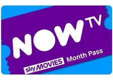 4 Months Sky Movies Pass For Now Tv