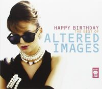 ALTERED IMAGES - HAPPY BIRTHDAY-THE BEST OF 2 CD NEUF