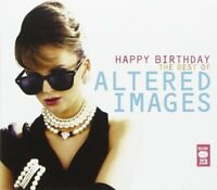 ALTERED IMAGES - HAPPY BIRTHDAY-THE BEST OF 2 CD NEW!