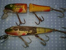 DNS Vintage Fishing Lure Possibly DAM 2 Pieces Rare