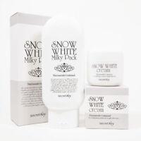 [SECRET KEY] Snow White Milky Pack & Cream (SET) - 200g / 50g