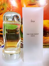 IPSA The Time Reset Aqua Essence 200mL/6.7floz  IPSA THE TIME RAQUA 200ML NIB