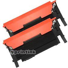 2x CLT-K404S K404S Bk Toner Cartridge for Samsung Xpress C430W C480FW C480W C480