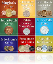 Indian Coins Catalog :: Mughal to Republic India (1601-2013) :: PDF format (DVD)