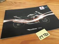 Suzuki 2010 Hayabusa 100 GSX1250FA GSX650F Bandit 1250 650 S V-Strom  prospectus
