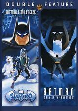 Batman: Mask of the Phantasm/Batman and Mr. Freeze - Sub Zero (2008, DVD NIEUW)