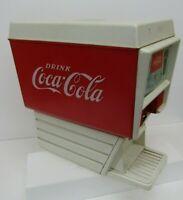 VTG Chilton Toy Coke Bottle Dispenser Fountain Soda Coca Cola Model Display